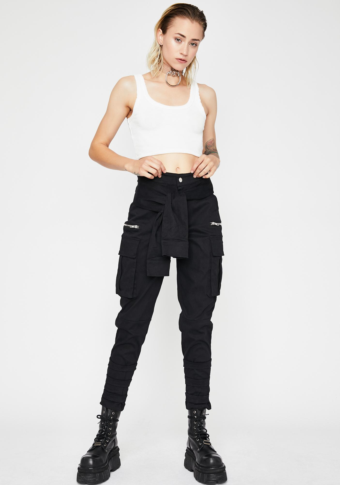 Punch Line Cargo Pants