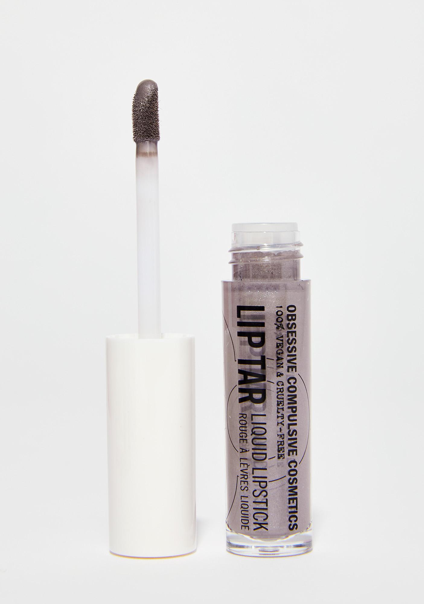 Obsessive Compulsive Cosmetics Quicksilver Lip Tar