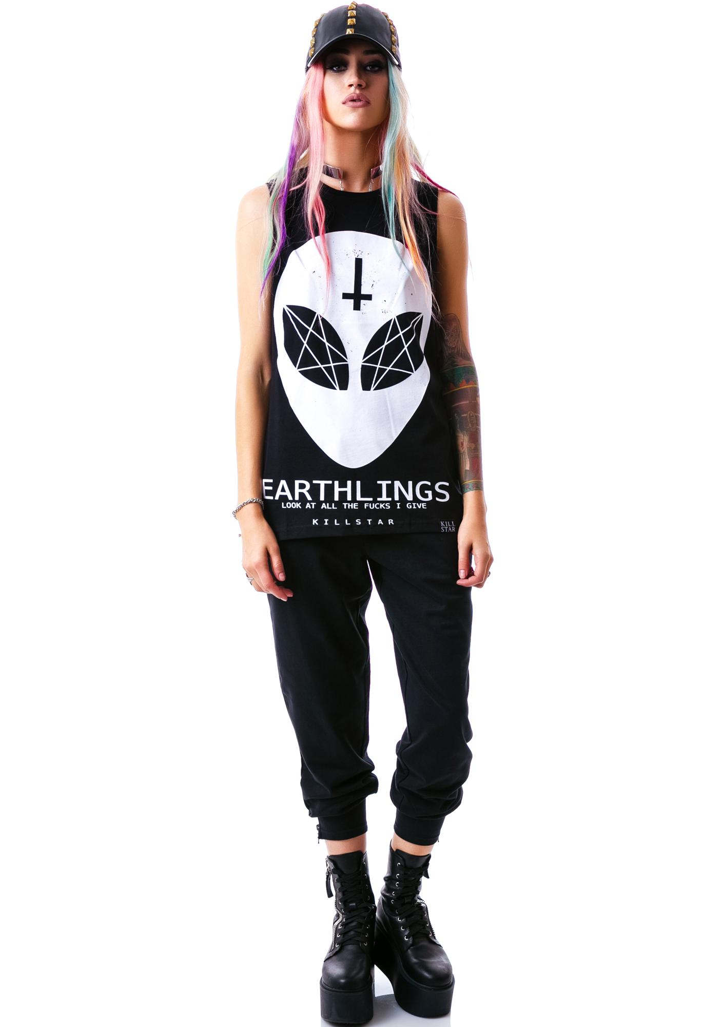 Killstar Earthlings Tank