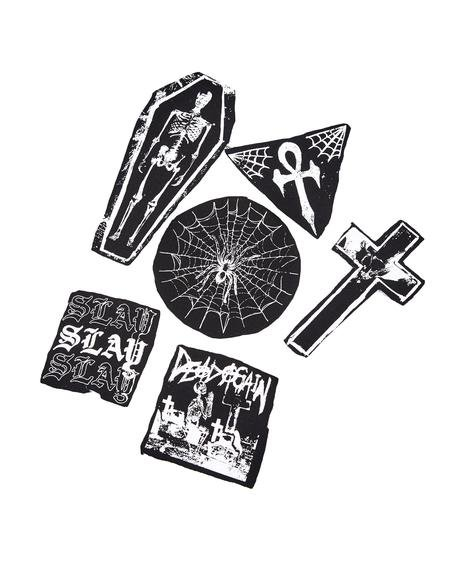 Dead Again Patch Set