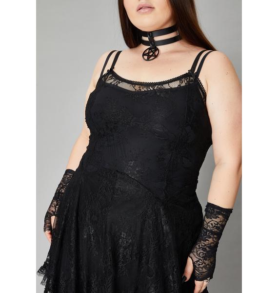 Widow True Serene Specter Lace Dress