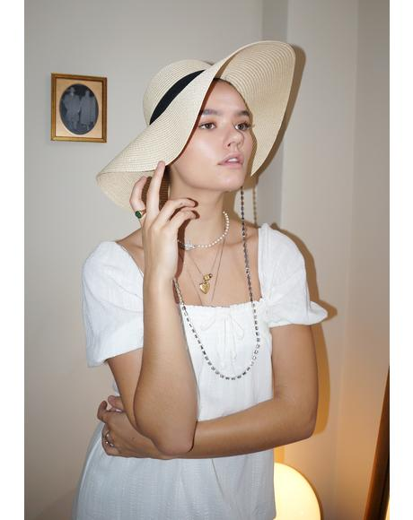 Summer Affair Wide Brim Hat