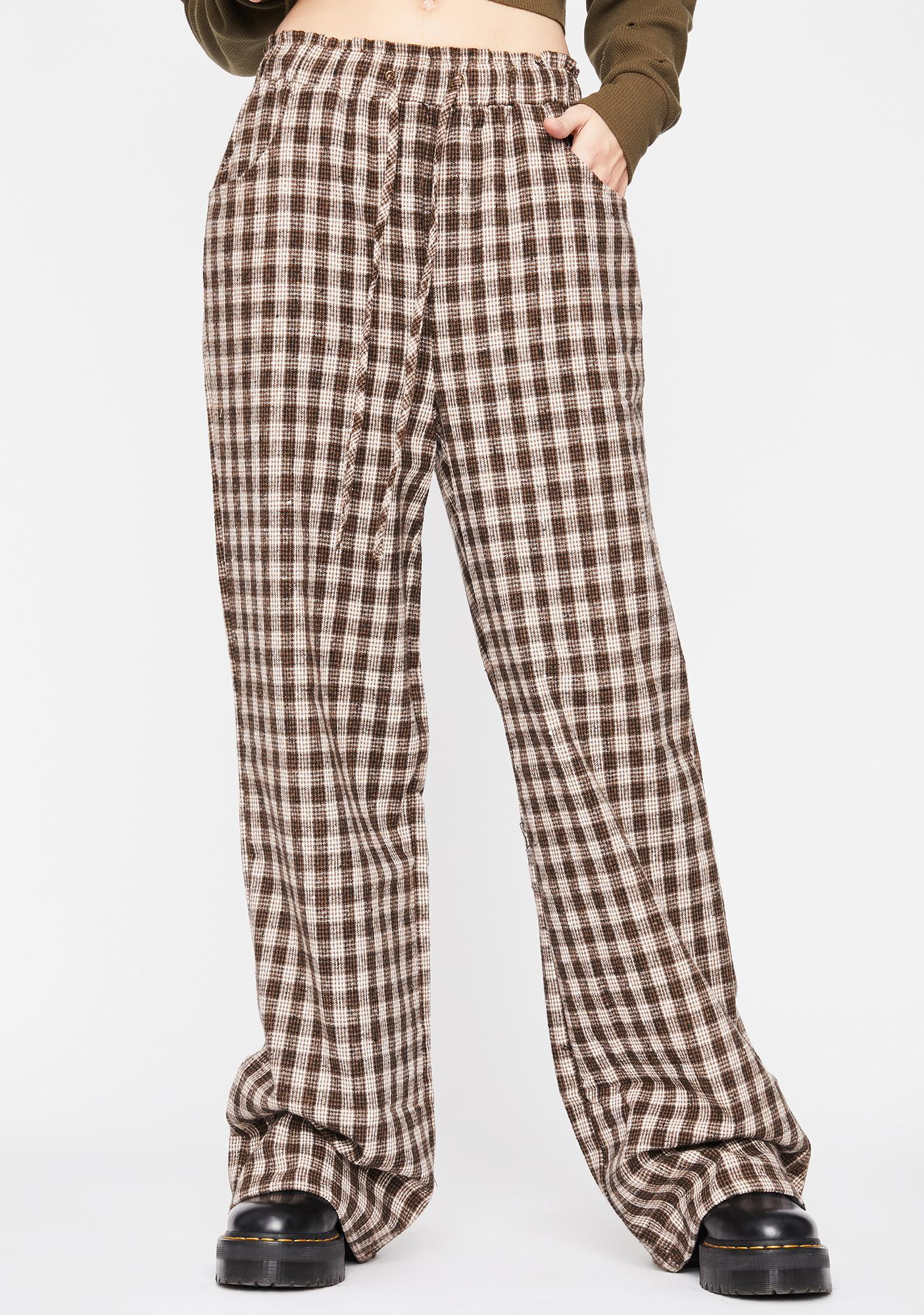 That's On What Plaid Pants