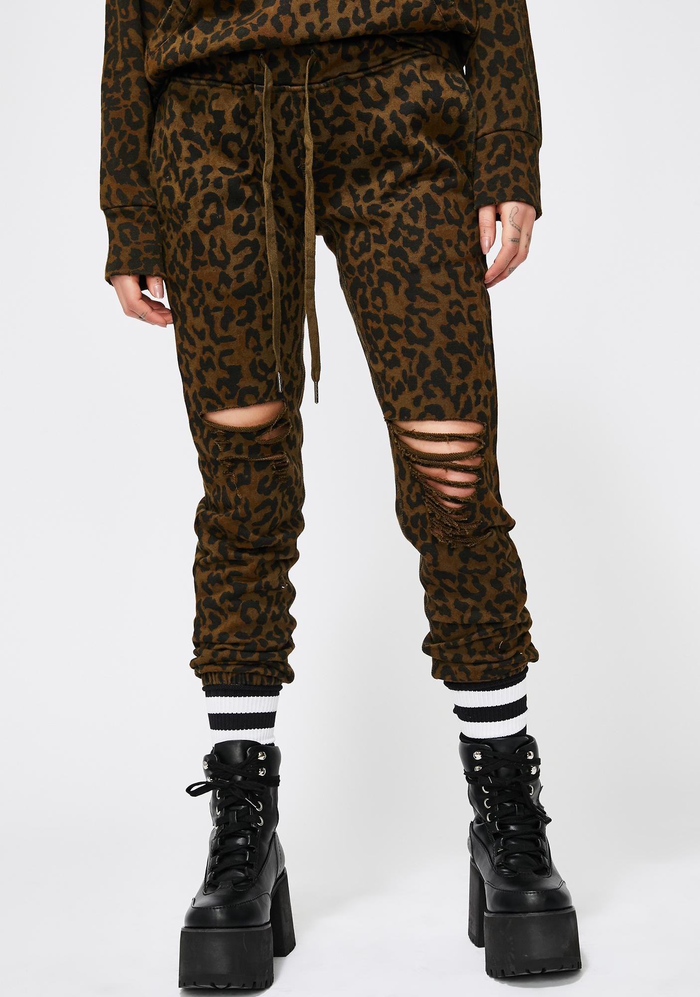 Fierce Swerve Jogger Pants