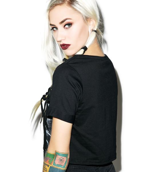 Killstar Sita Crop Top