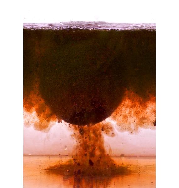 Hexbomb Bathory Bath Bomb