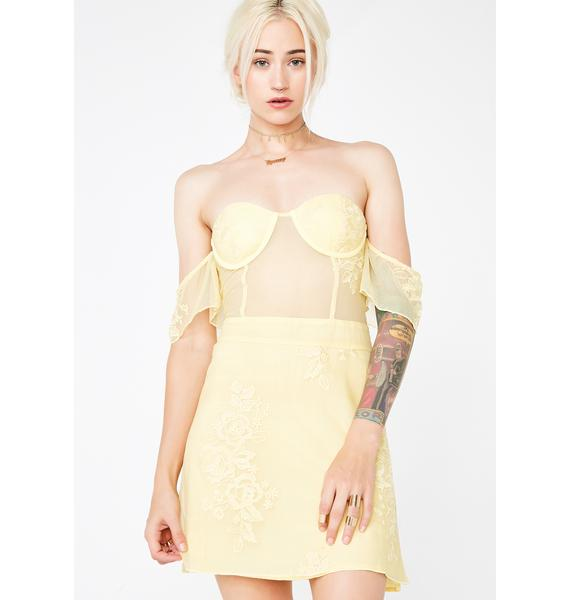 Glowin' Sweet Lies Dress