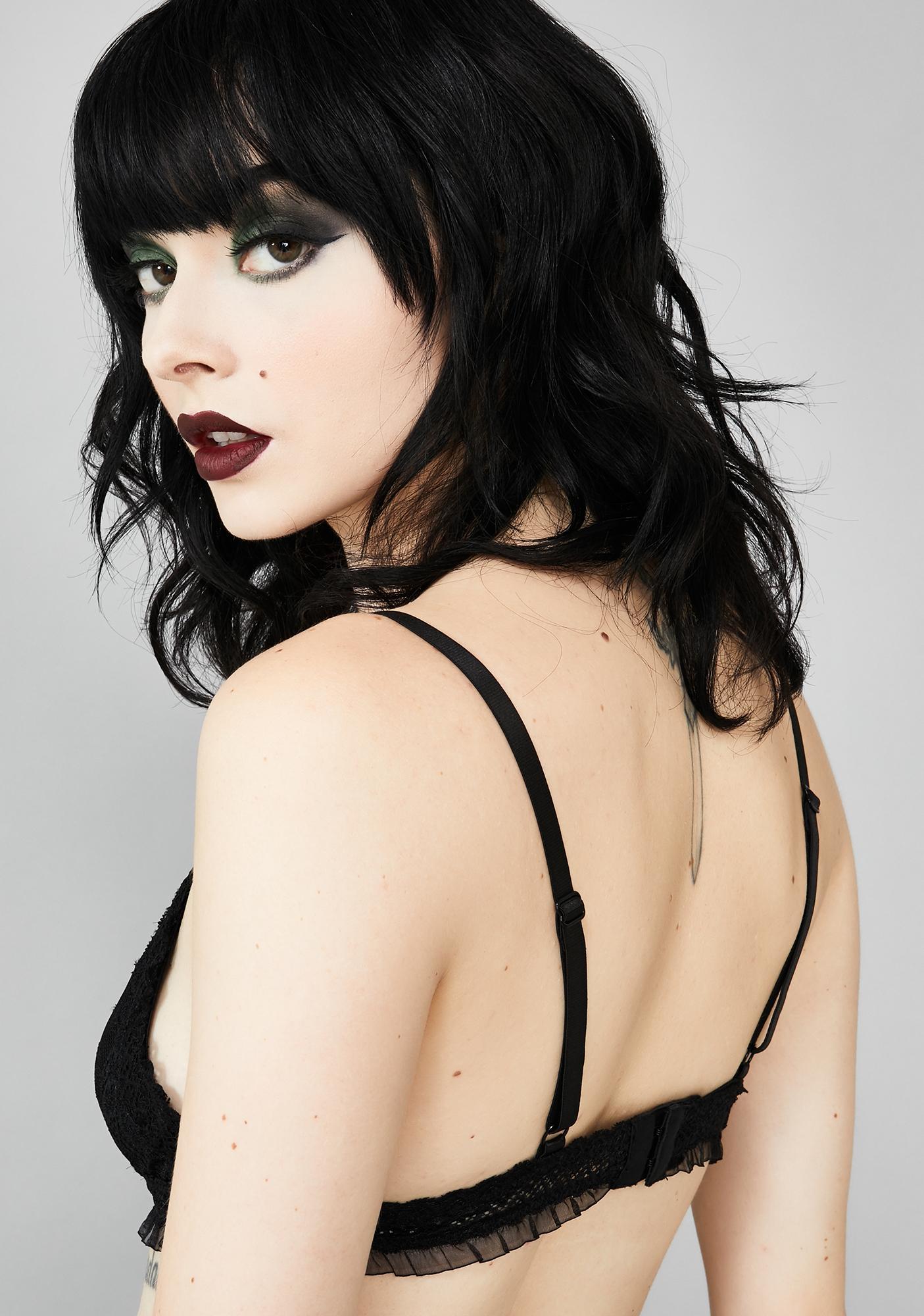 Widow Fatal Femme Lace Bralette