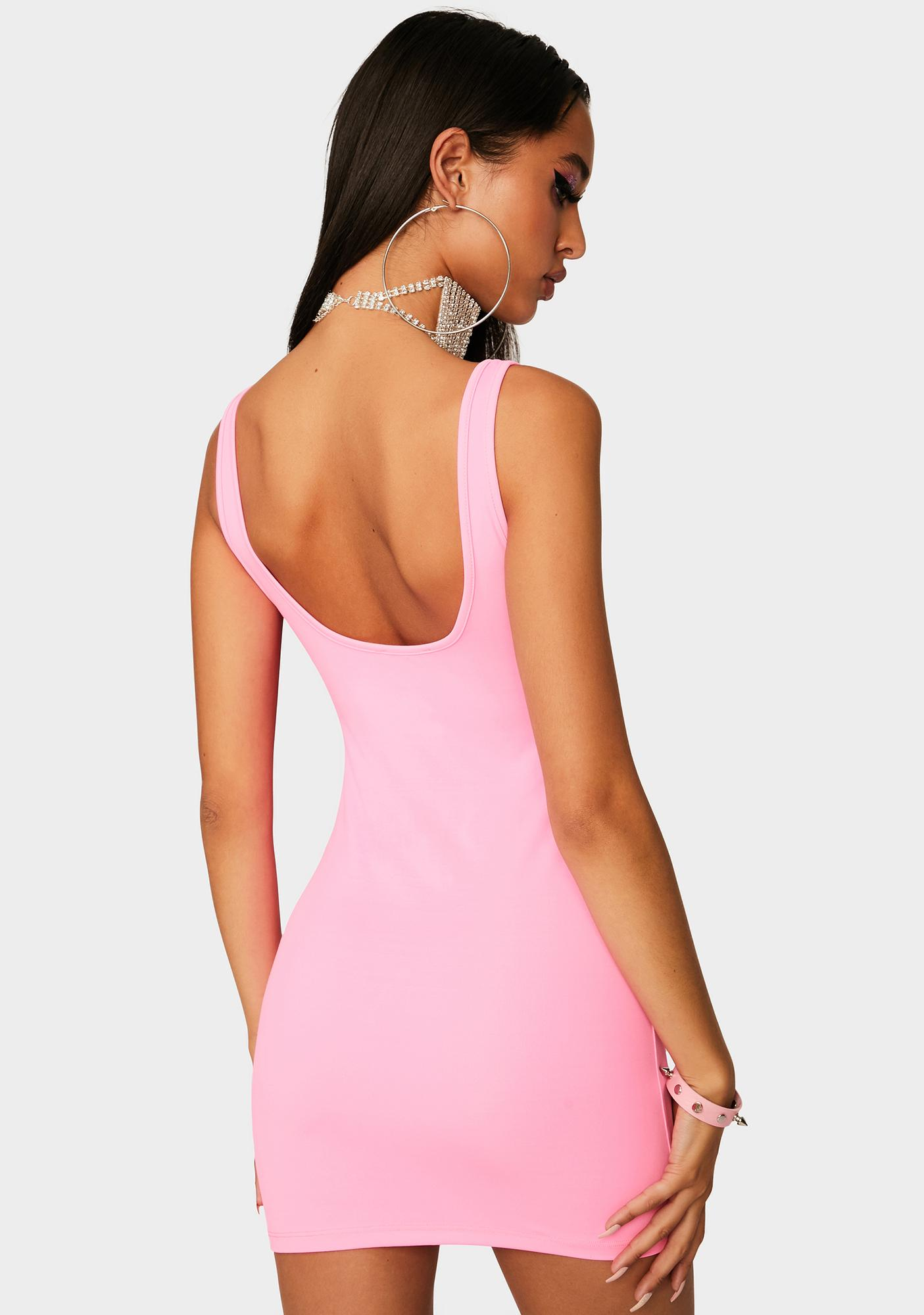 Kiki Riki Cupcake Babealicious Mini Dress