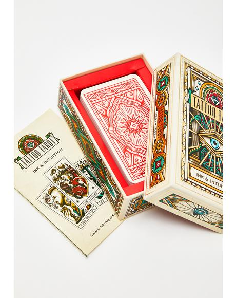 Ink N' Intuition Tarot Cards