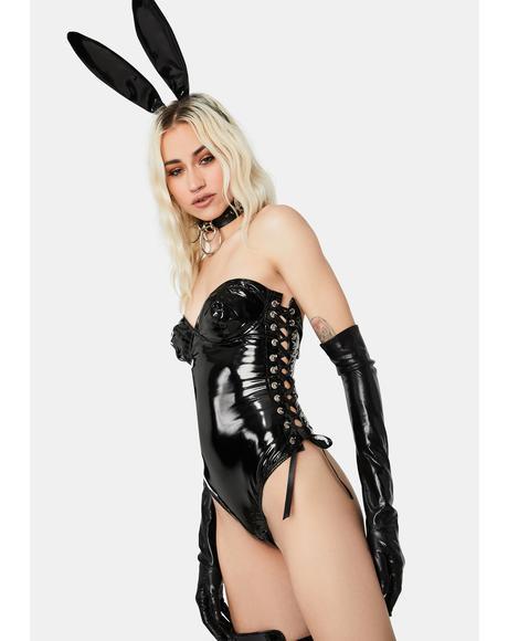 Centerfold Cutie Bunny Costume