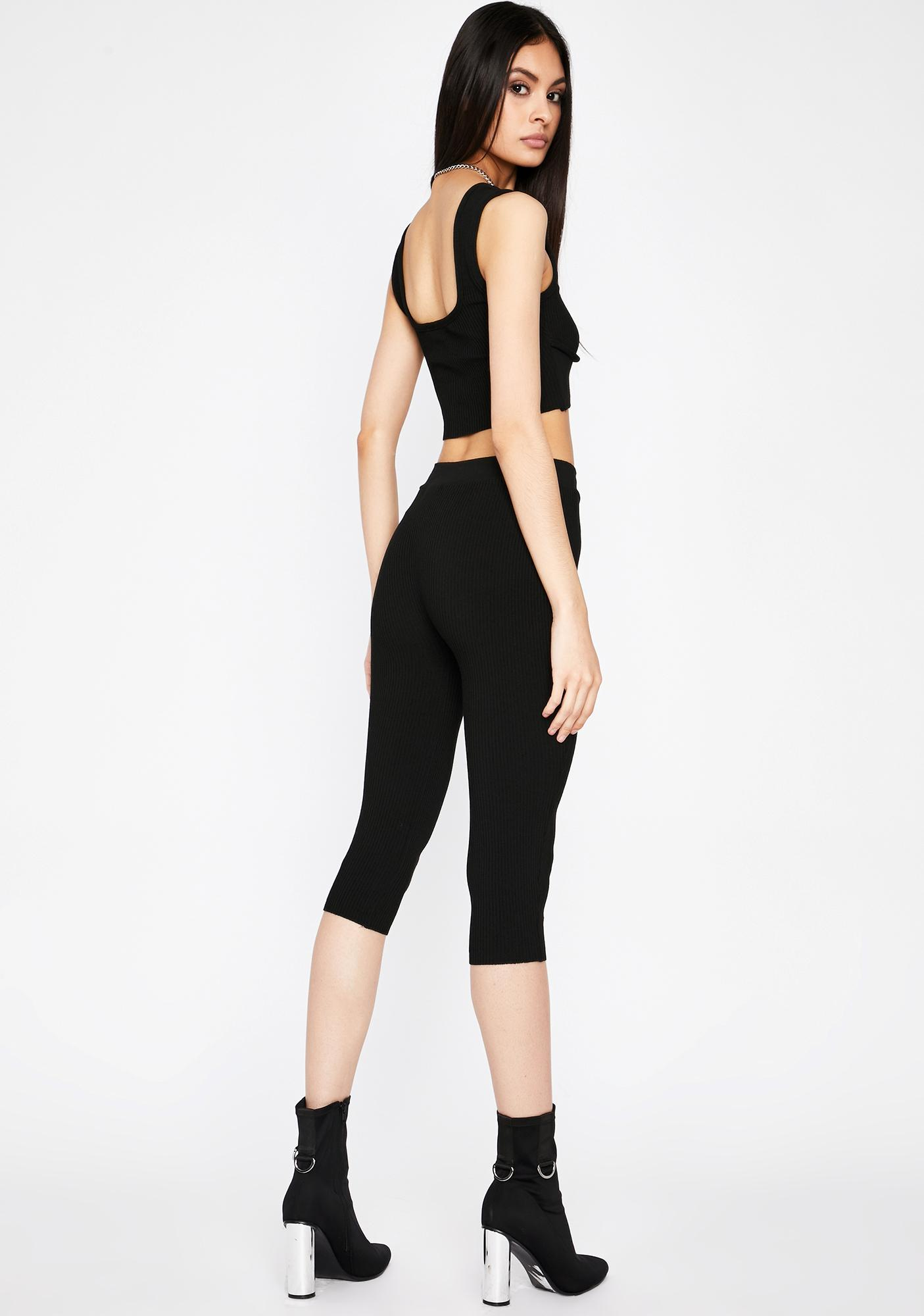 Deep Flex Leggings Set
