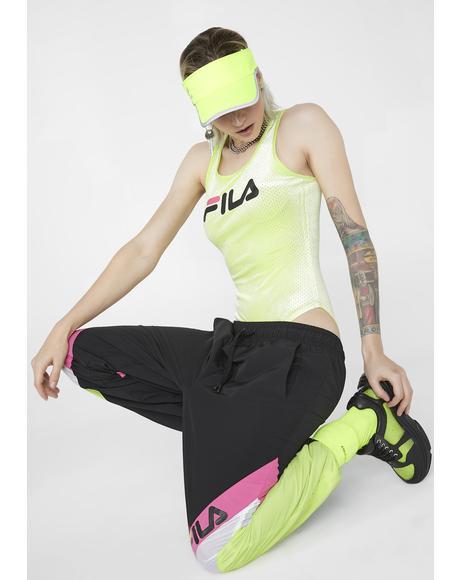Lupita Racerback Bodysuit