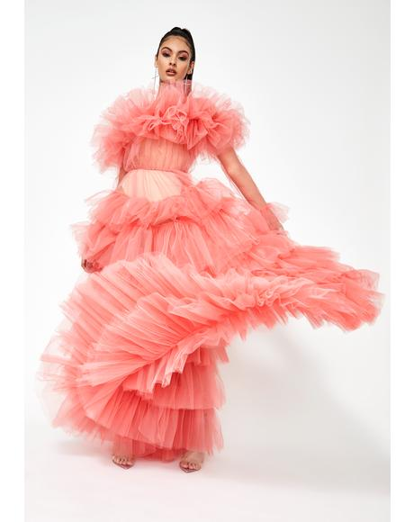 It Grl Galore Tulle Dress