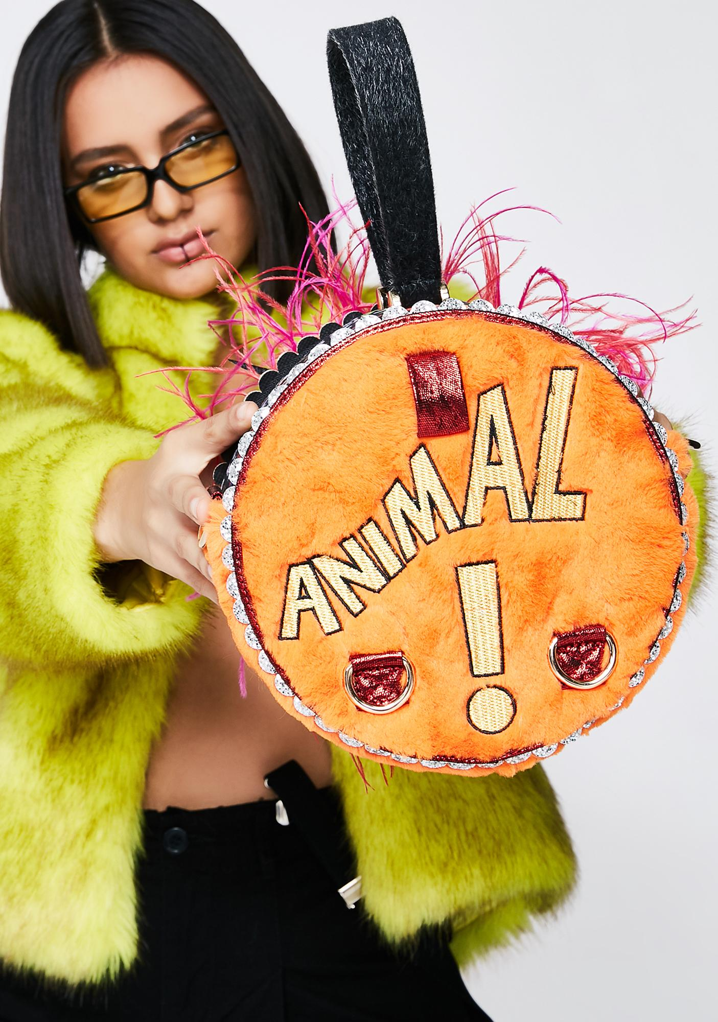Irregular Choice Animal Was Here Backpack