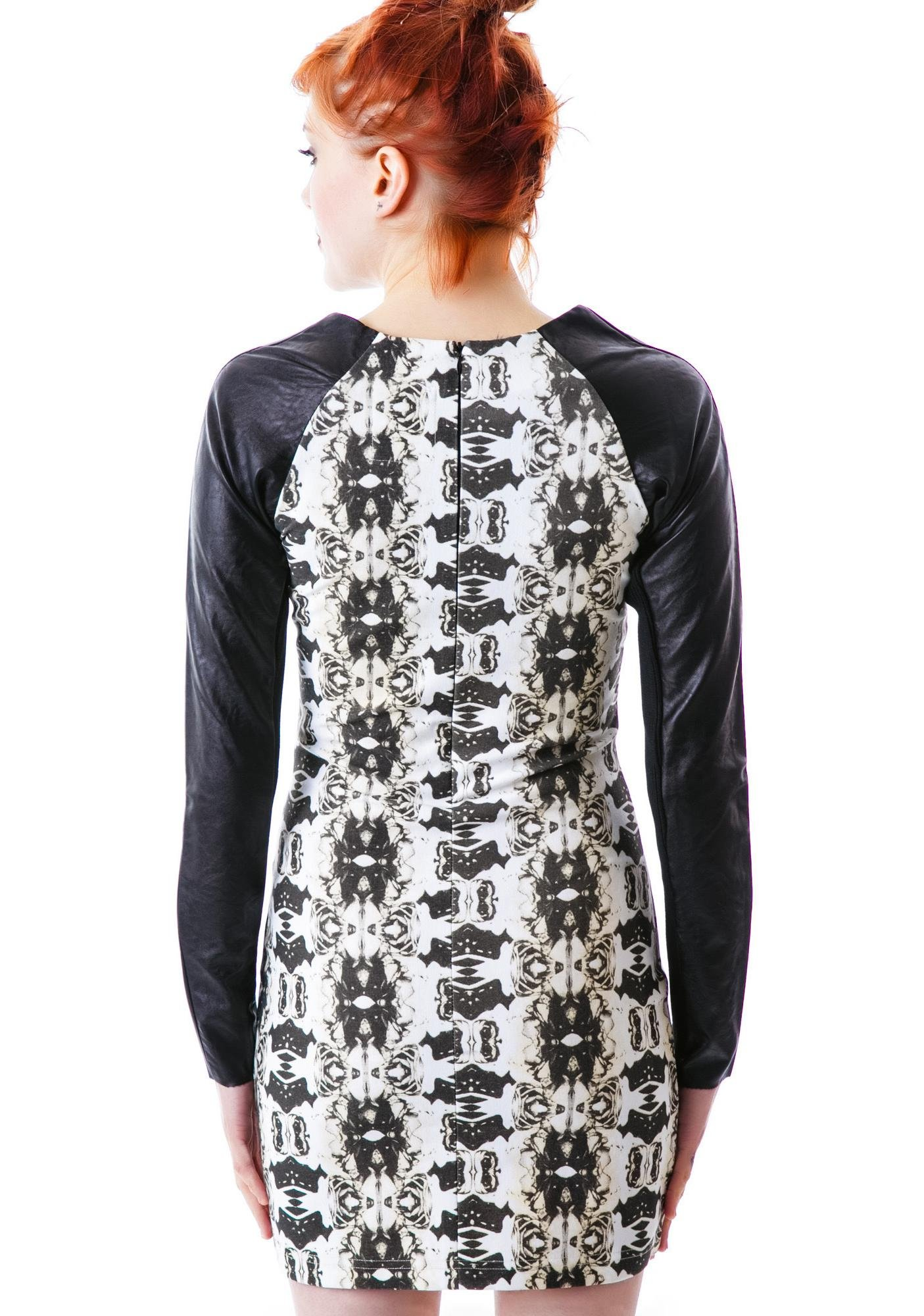 One Teaspoon Boneyard Dress