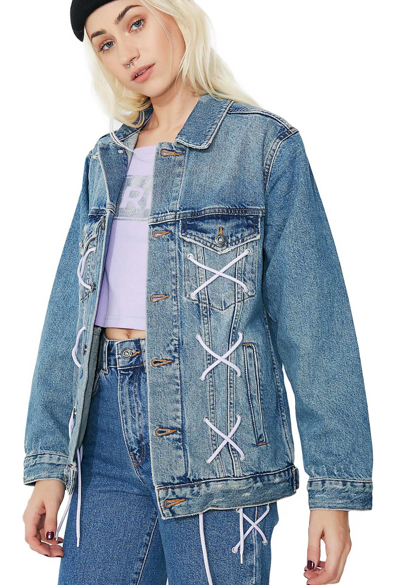 The Ragged Priest Exile Denim Jacket
