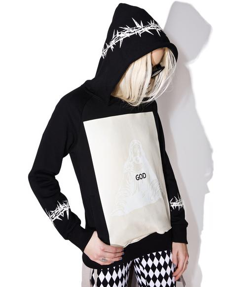 Crucified Sweater