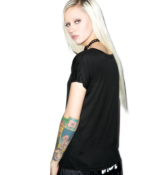 Married to the Mob Bitch In A Box Tee