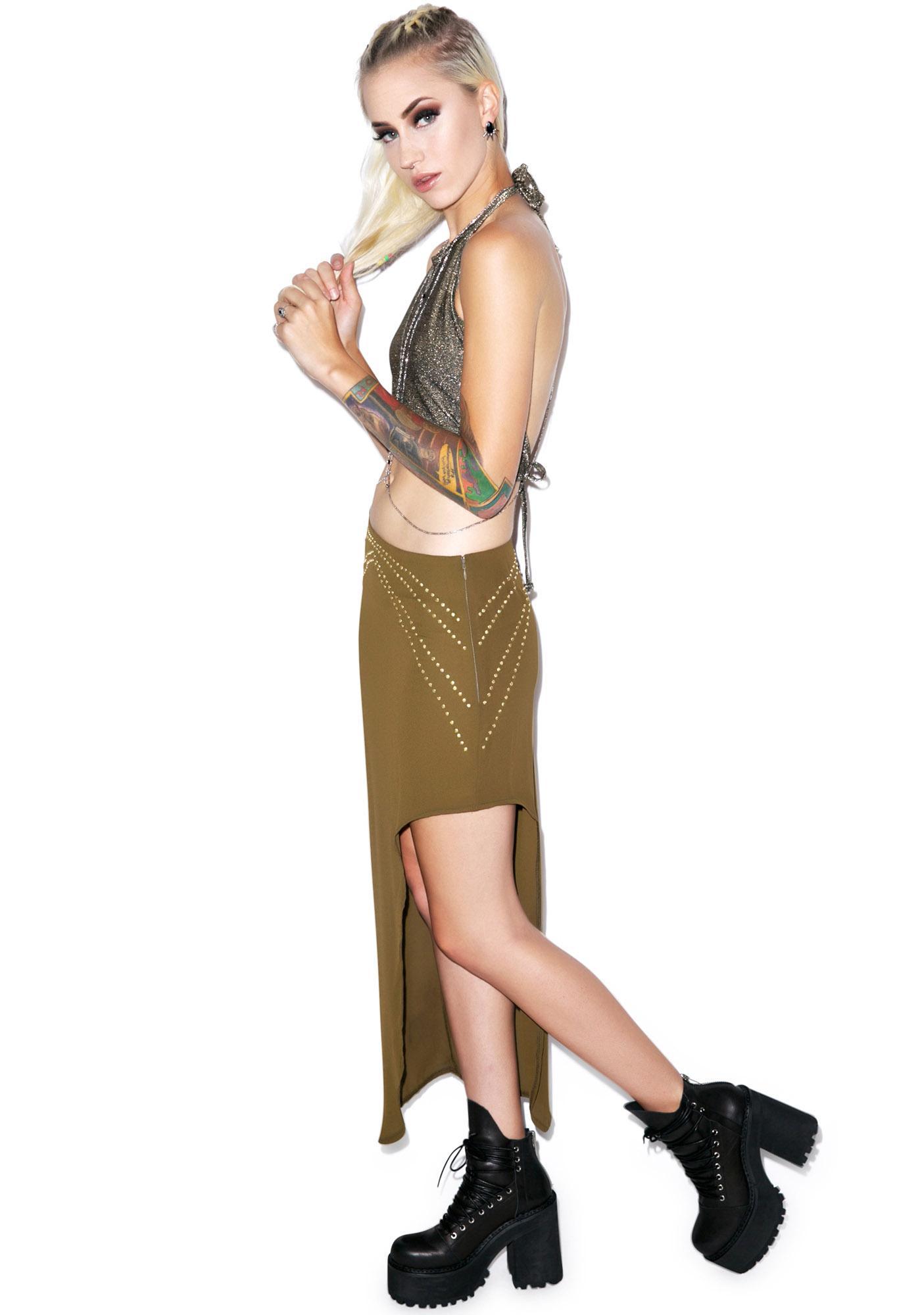 Legs Fer Days Skirt