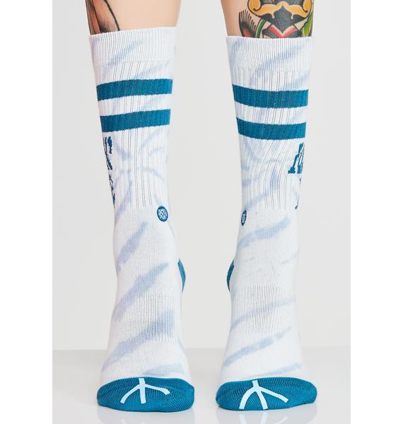 Stance Feelin Fine Crew Socks