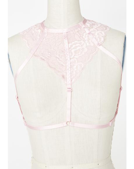 Adorned With Luv Lace Harness