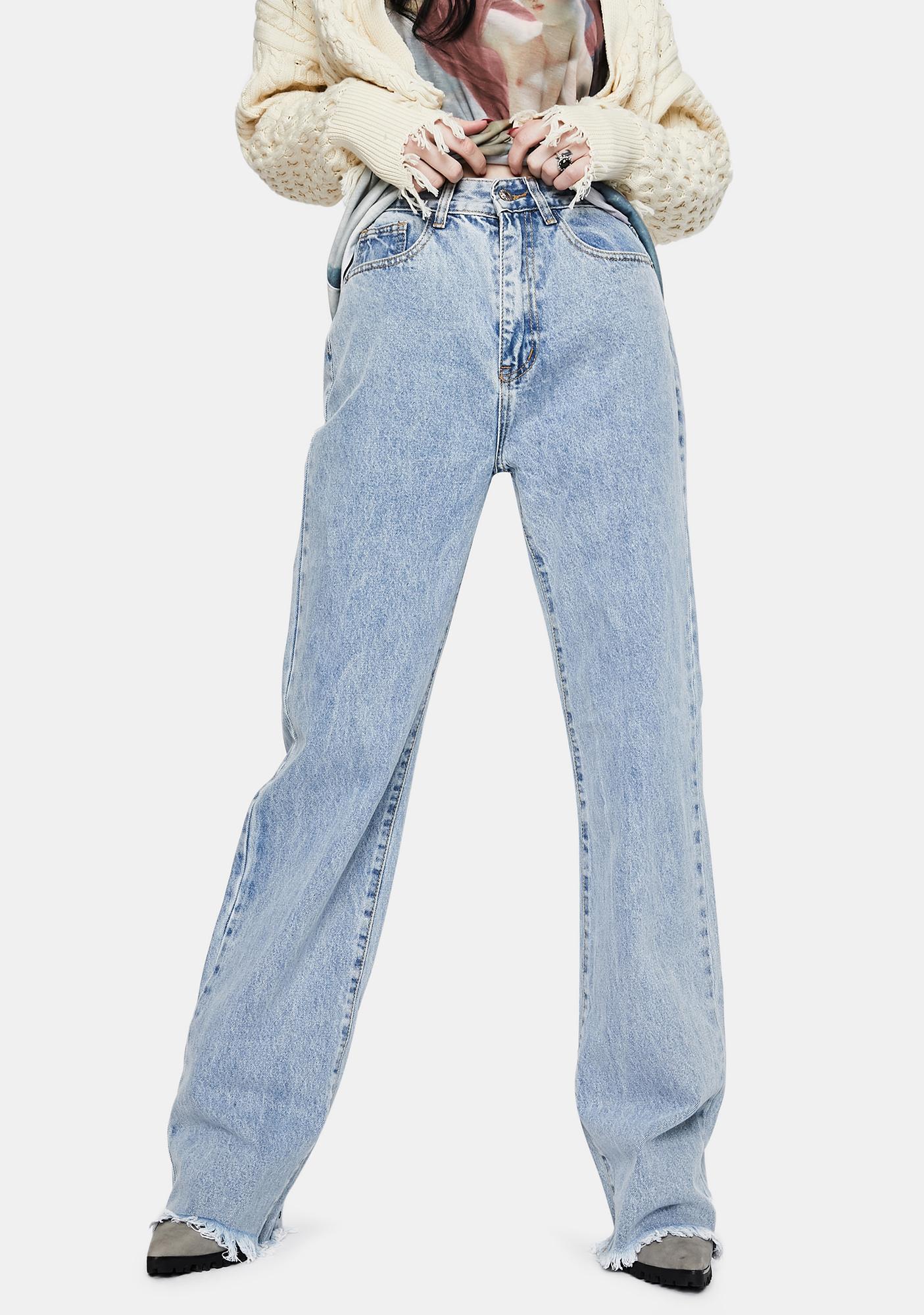 Momokrom Zara 90's Wide Leg Jeans