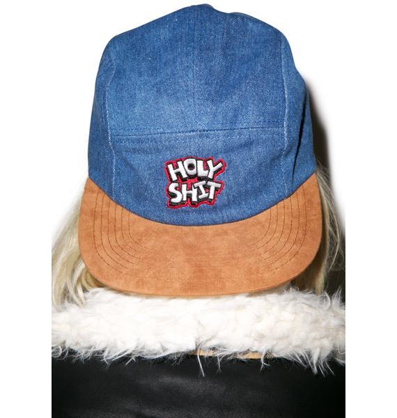 Lazy Oaf Holy Shit Cap