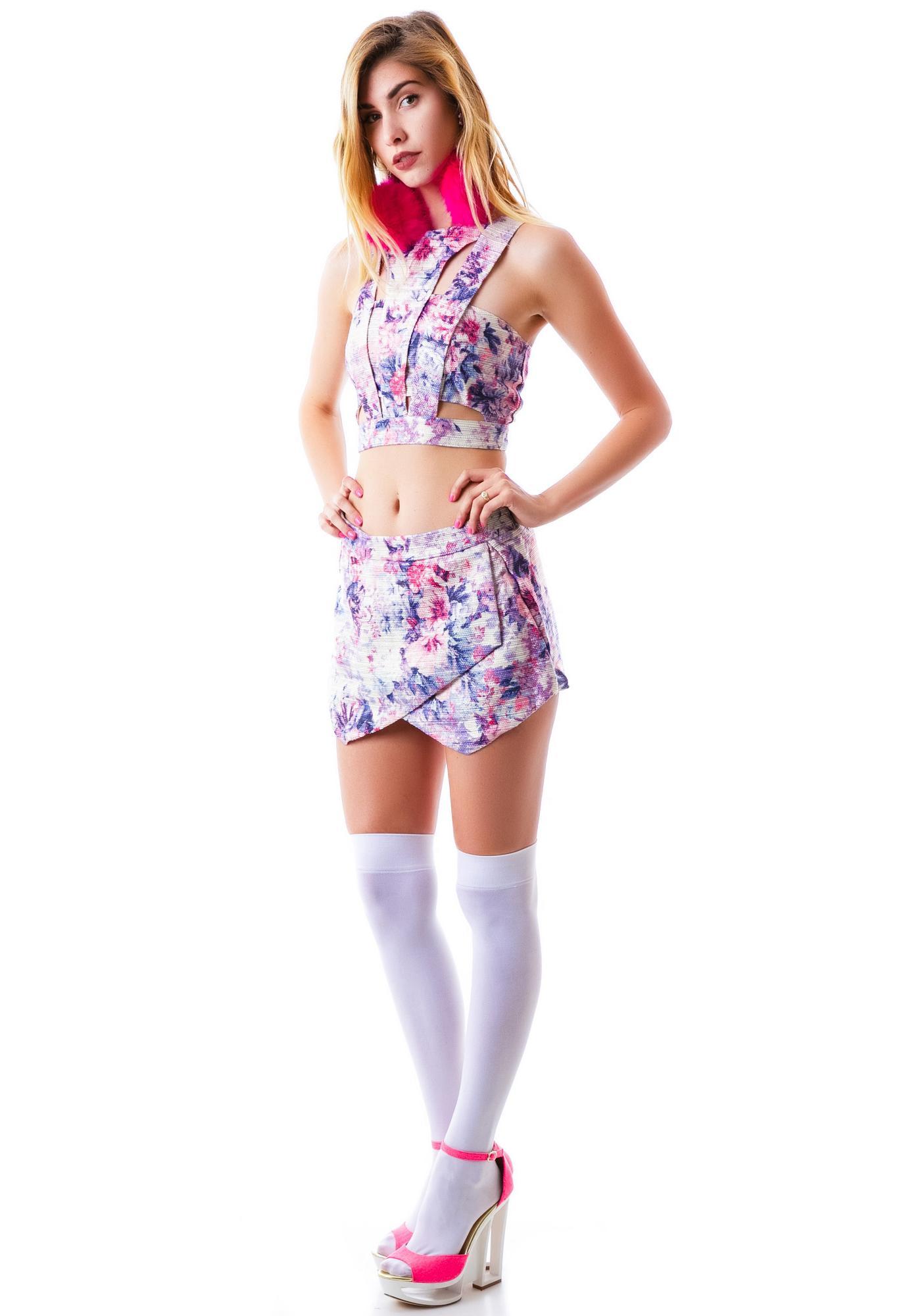 Flower Festival Shorts