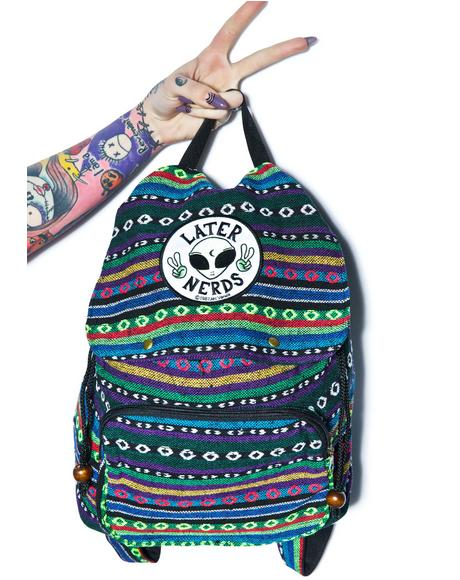 Later Nerds Backpack
