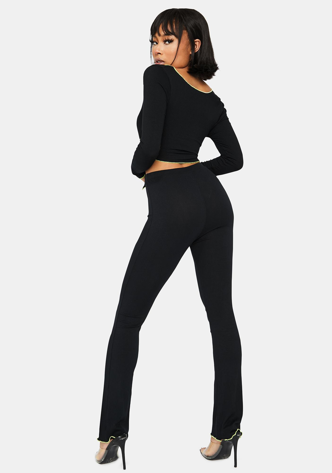 Young Forever Cut-Out Jumpsuit