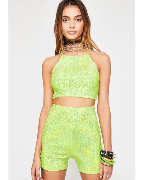 Key Lime OG Sequin Set