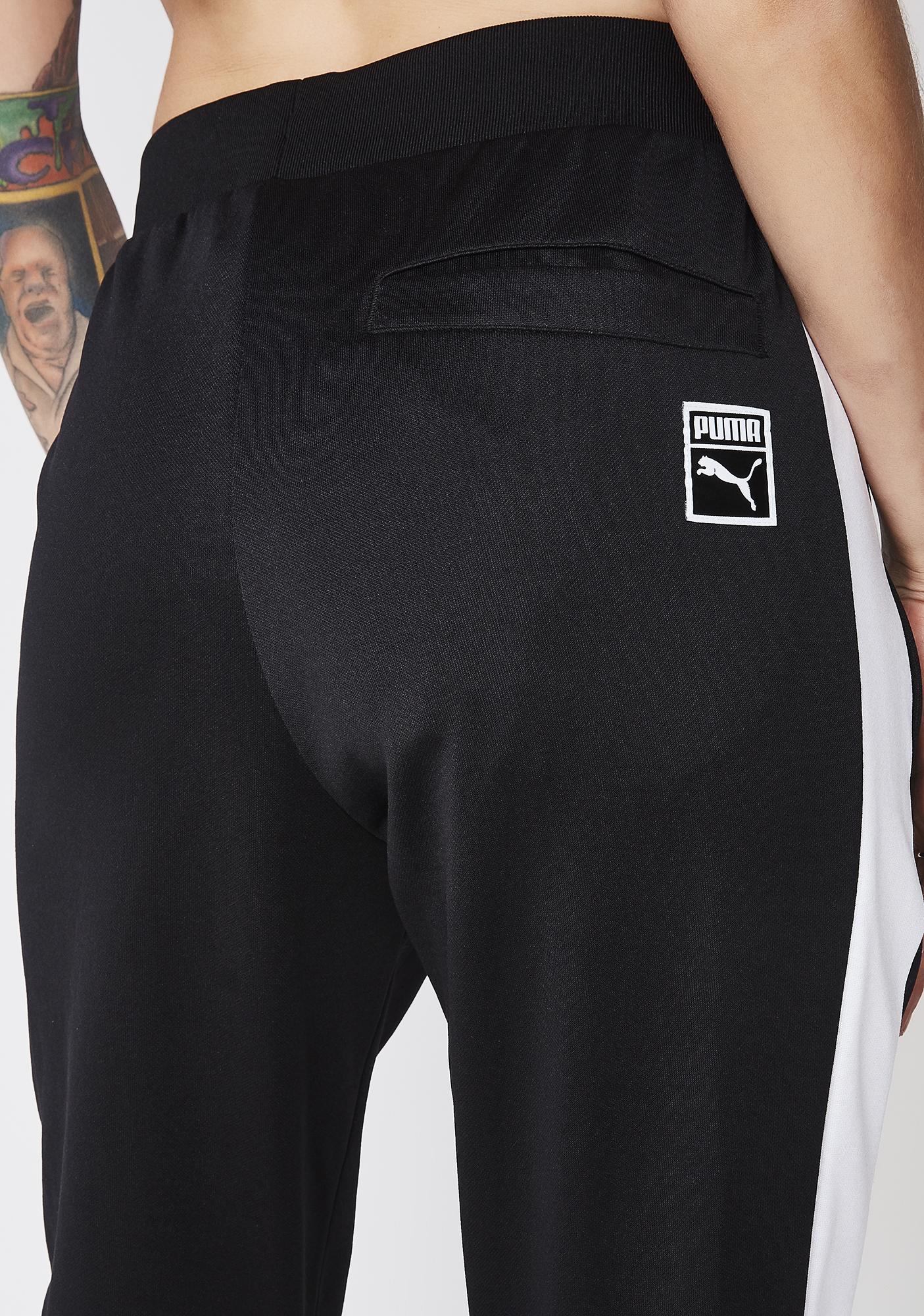 PUMA Dark T7 Vintage Track Pants