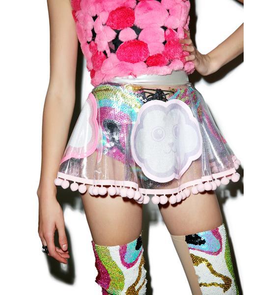 Kiss Me Kill Me Childhood Memories Skirt