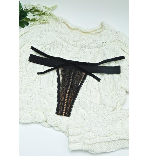 For Love & Lemons Alexa Thong