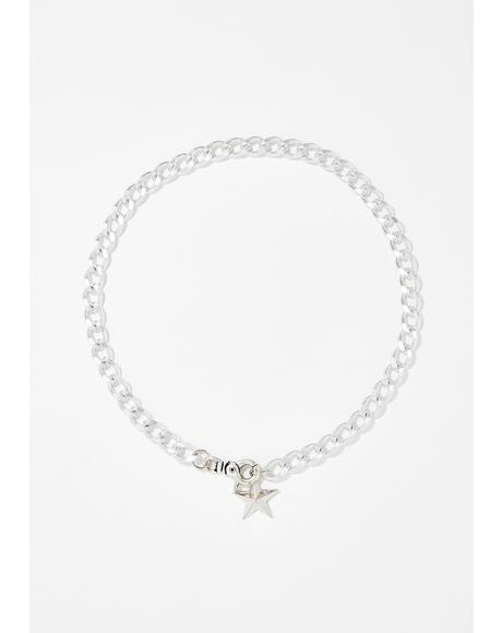 Wish On A Star Chain Necklace