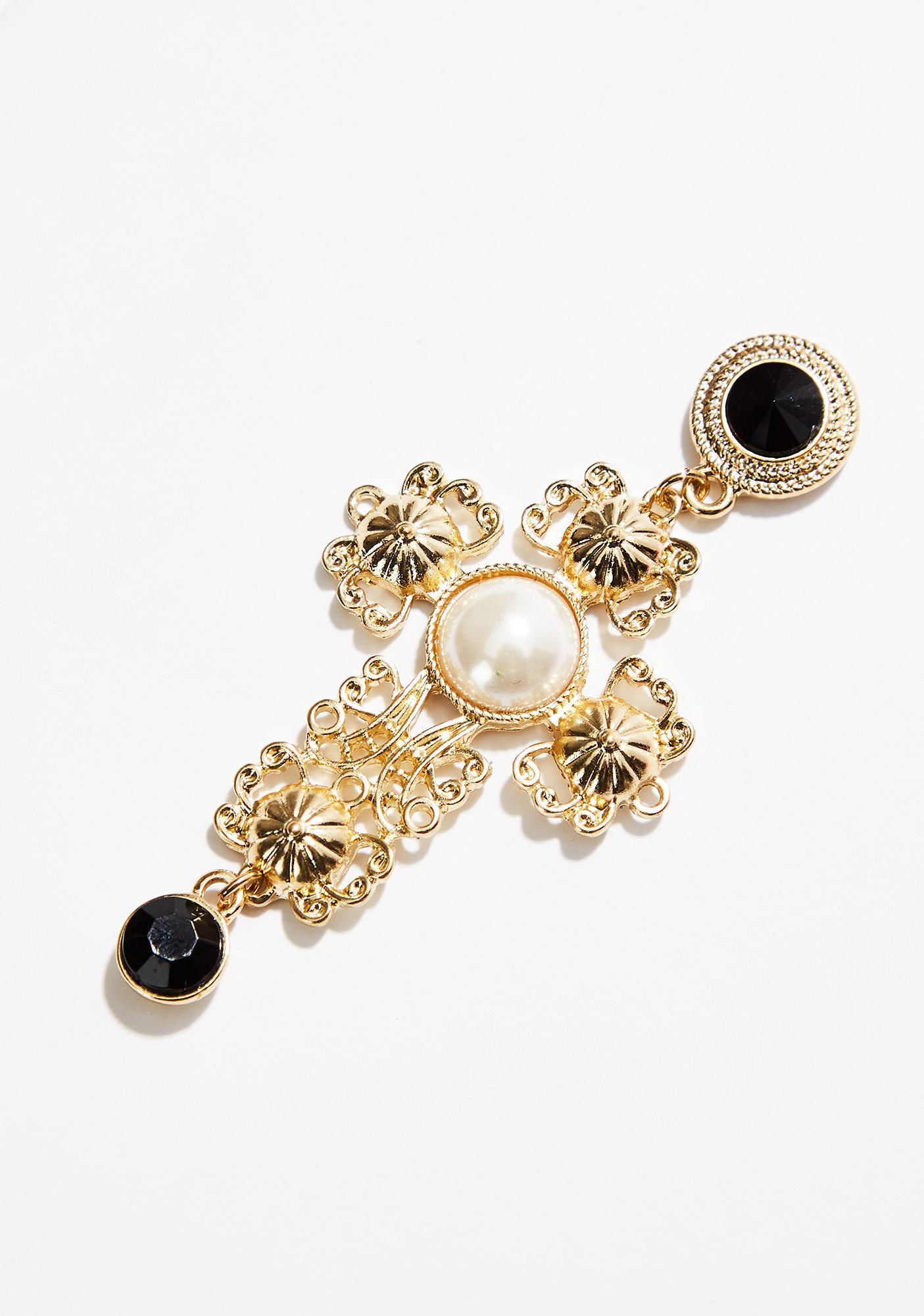 Orly Ornate Earrings