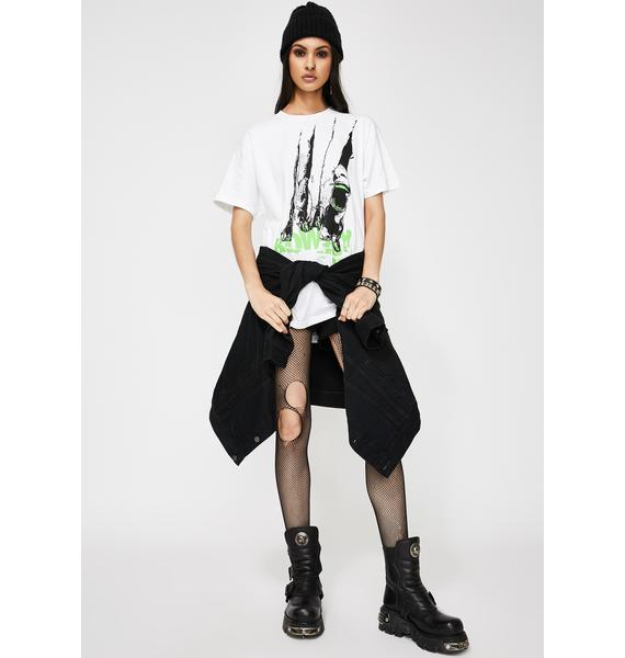 BOW3RY Howling Graphic Tee