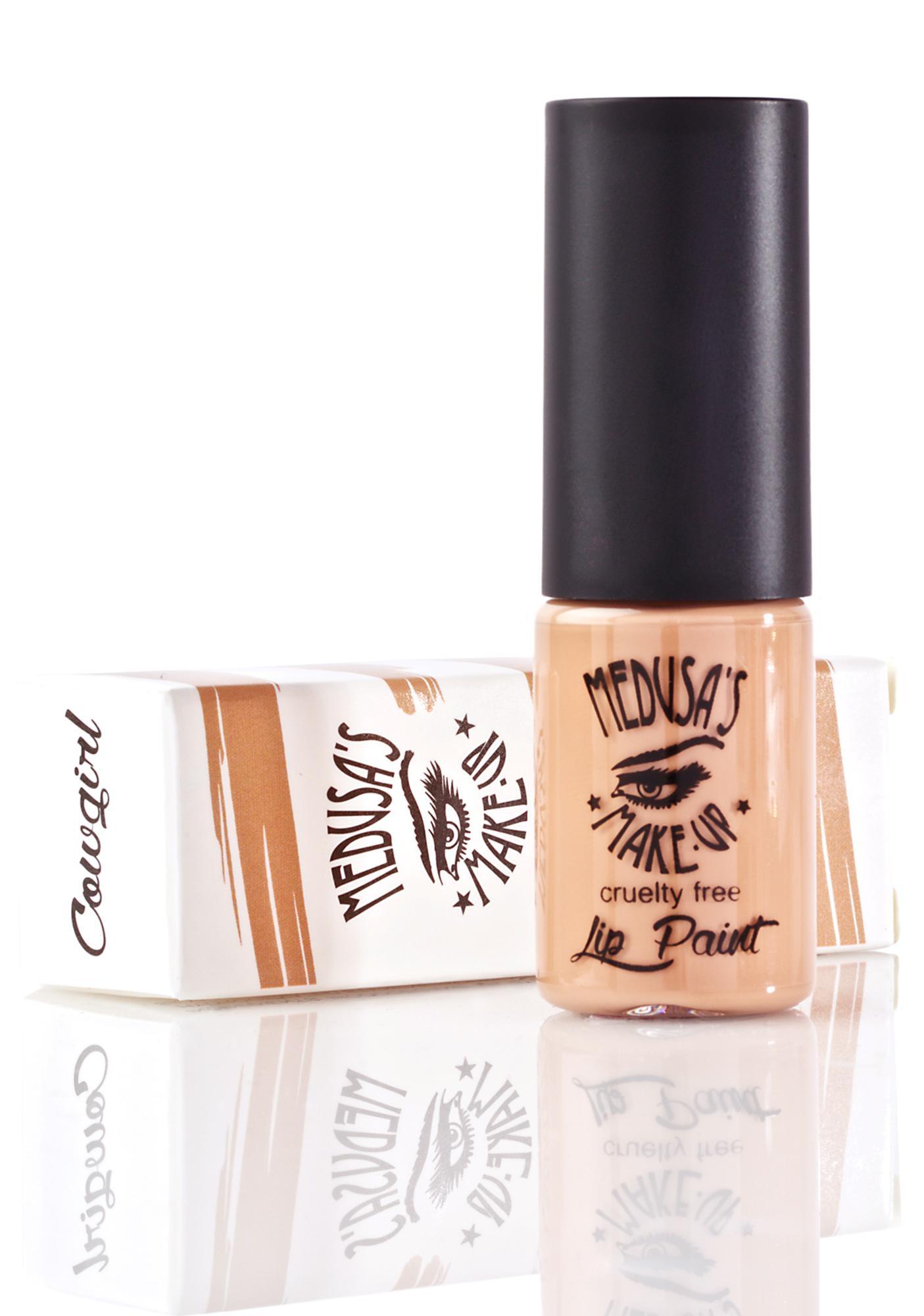 Medusa's Makeup Cowgirl Lip Paint