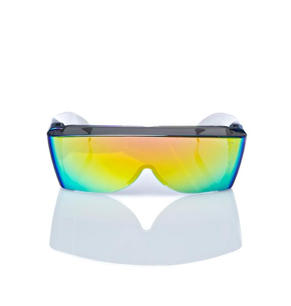 DeLorean Sunglasses
