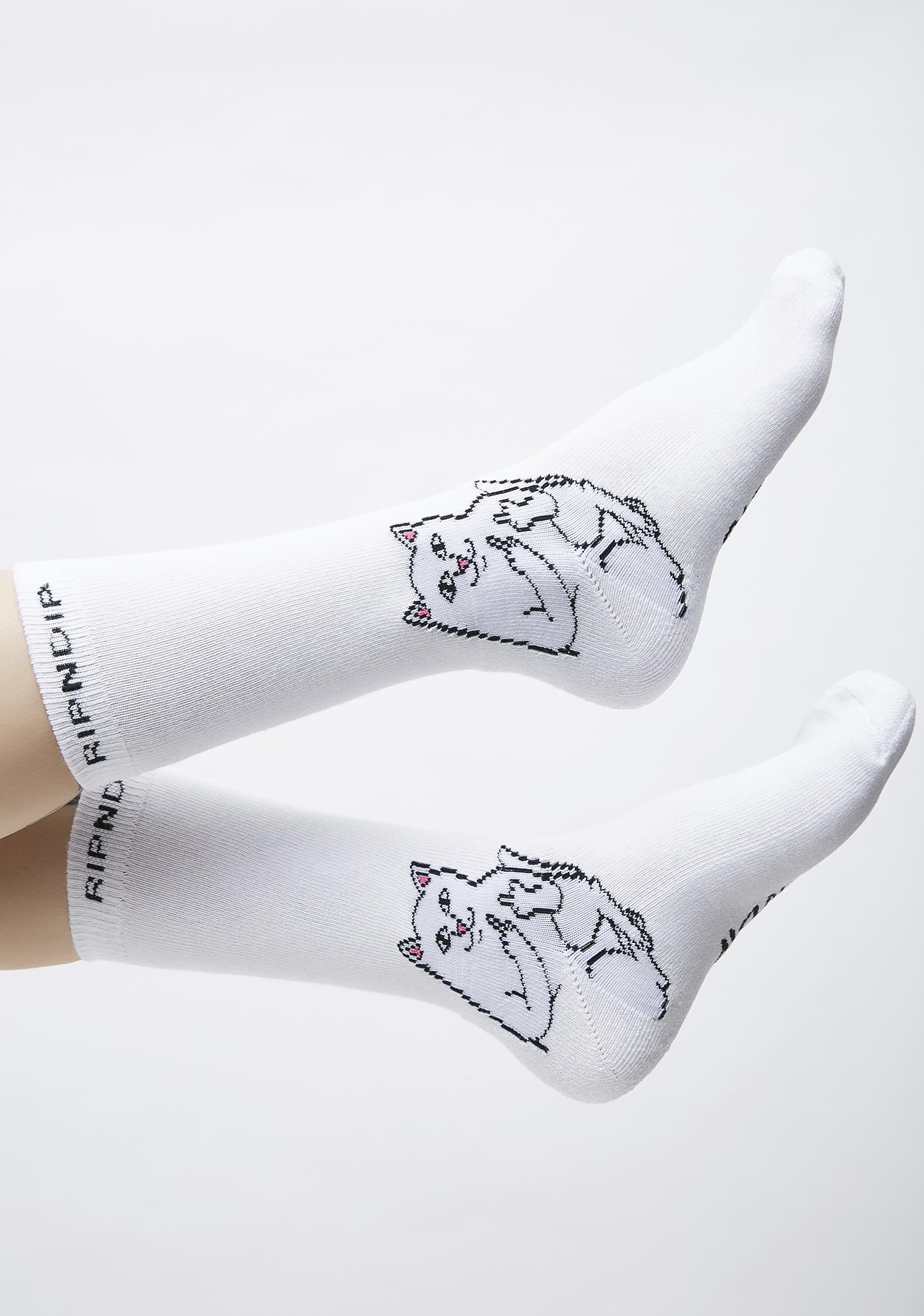 RIPNDIP Classic Lord Nermal Socks