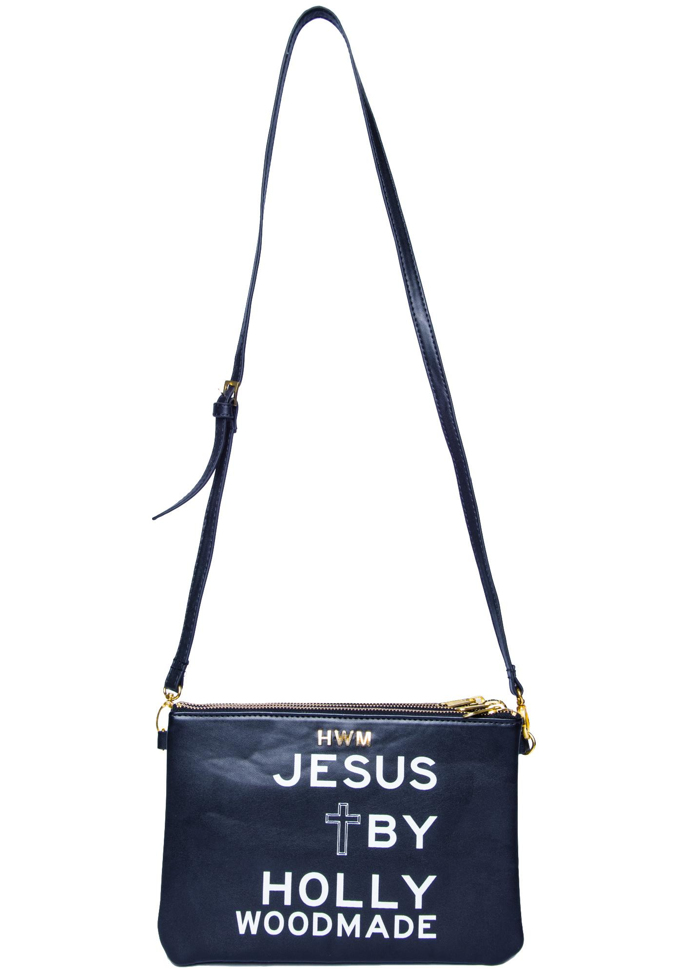Hollywood Made UC Jesus Purse