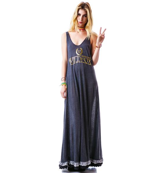 Wildfox Couture Country Club Tide Pool Tank Dress