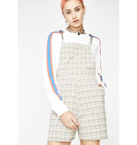 The Ragged Priest Grommit Playsuit