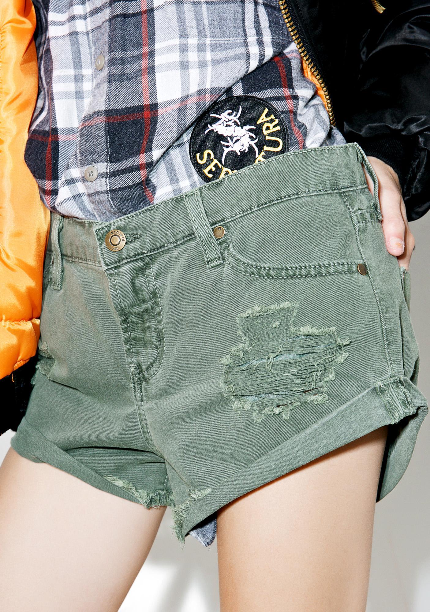 Salute Yers Shorts