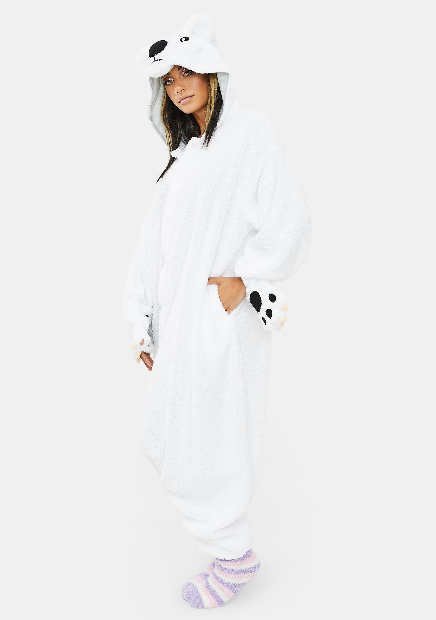 Sazac Polar Bear Onesie