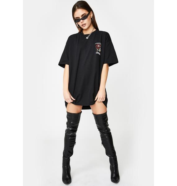 Last Call Co. Thorn Graphic Tee
