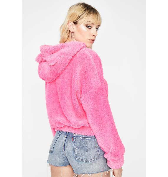 Sumthin' Sweet Fleece Pullover