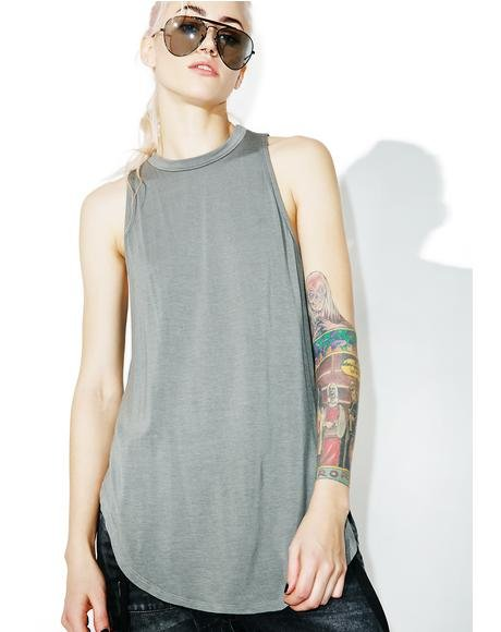 Solid Muscle Tank