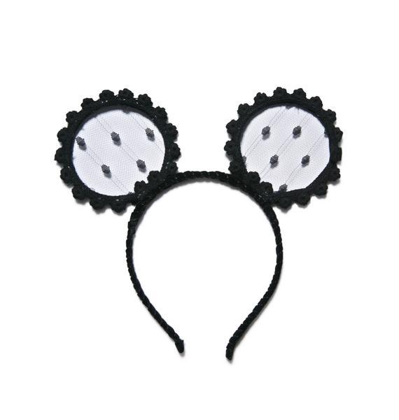 Babe-y Bear Headband